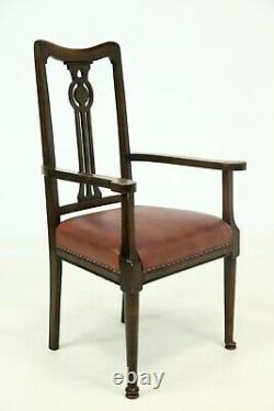 3 Arts and Crafts Chairs All Similar But Different FREE Nationwide Delivery