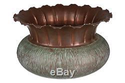 A large Benham and Froud copper planter London English Arts & Crafts Circa 1910
