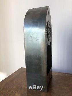 Antique Arts and Crafts, Art Nouvea HAC Clock Circa Case Late 1800s