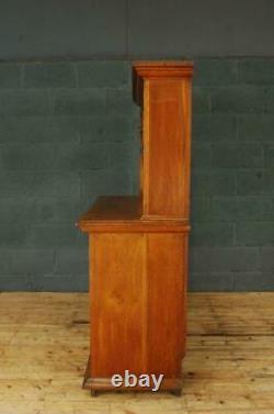 Antique Arts and Crafts Art Noveau Oak Sideboard