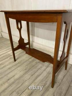 Antique Arts and Crafts Side Table