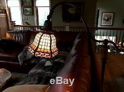 Antique Lamp Shades, Arts And Crafts, Handel, Duffner, Bradley And Hubbard Era