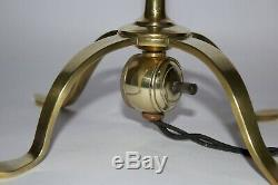 Arts And Crafts Birmingham Guild Of Handicraft Was Benson Table Lamp Light