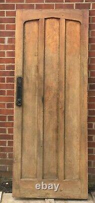 Arts And Crafts Exterior Oak Door Period Cottage Oak Door