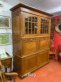 Arts and Craft Sectional Oak Dresser
