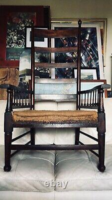 Arts and Crafts Arm Chair Made for Liberty by William Birch