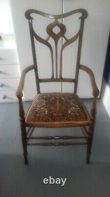 Arts and Crafts Carver Chair