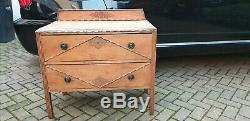 Arts and Crafts Chest Of Drawers