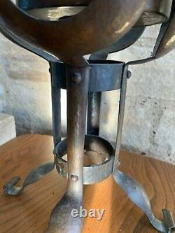 Arts and Crafts Copper Jardiniere Planter WAS Benson era Ashbee Ramsden