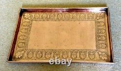 Arts and Crafts Copper Tray W H Mawson Keswick Circa 1900