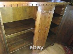 Arts and Crafts Kitchen Pantry Larder Cupboard Housekeepers Cupboard C1900