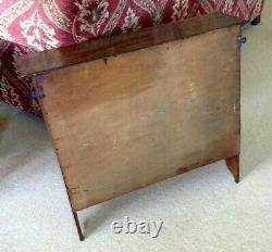 Arts and Crafts Oak Wall Book Shelves / Cupboards Circa 1900