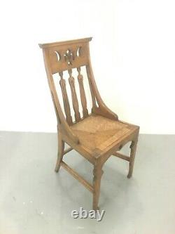Arts and crafts chairs