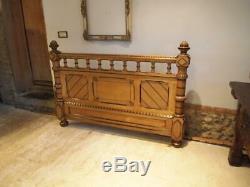 Bedroom suite Arts and Crafts Stunning Ash Pugin Gothic c1870