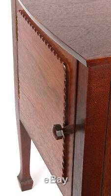 Cotswold School Bedside Cabinet Art Furniture Pot Cupboard Arts and Crafts