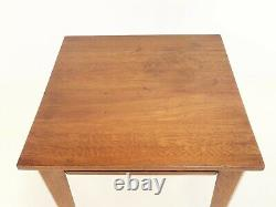 English Arts and Crafts Cotswold Gordon Russell Desk Side Occasional Table