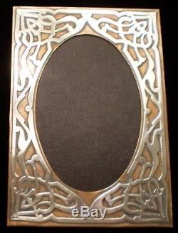 HEINTZ ART METAL SHOP Arts and Crafts Picture Frame
