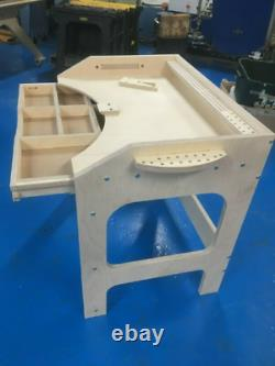 Heavy Duty Jewellers Workbench for arts and crafts making
