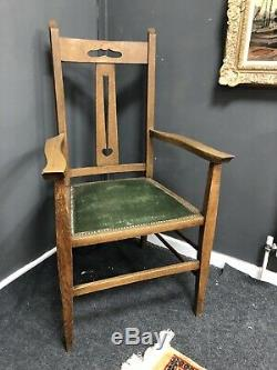 LIBERTY & Co LONDON Arts and crafts elbow chair