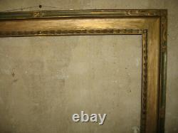 Large Antique 30 5/8 x 25 x 1 Newcomb Macklin Stanford White era Picture Frame
