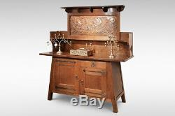 Liberty & Co Arts And Crafts Witlaf Sideboard