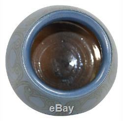 Marblehead Pottery Decorated Arts and Crafts Vase