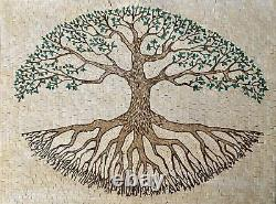 Mosaic Tile Art Tree Of Life Mosaic Designs Flowers And Trees Mosaic Tile