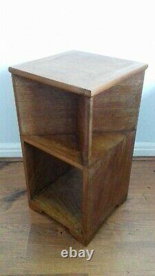 Small Arts and Crafts/ Cubist Table Display Unit