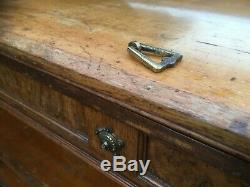 Victorian Oak And Walnut Aesthetic Movement Or Arts And Crafts Sideboard