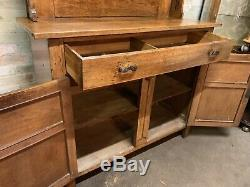 Vintage Antique Arts And Crafts Dresser. Delivery Available Most Areas