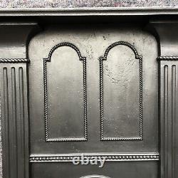 Voysey / Elsley Arts And Crafts / Victorian Cast Iron Fireplace / Fire Surround
